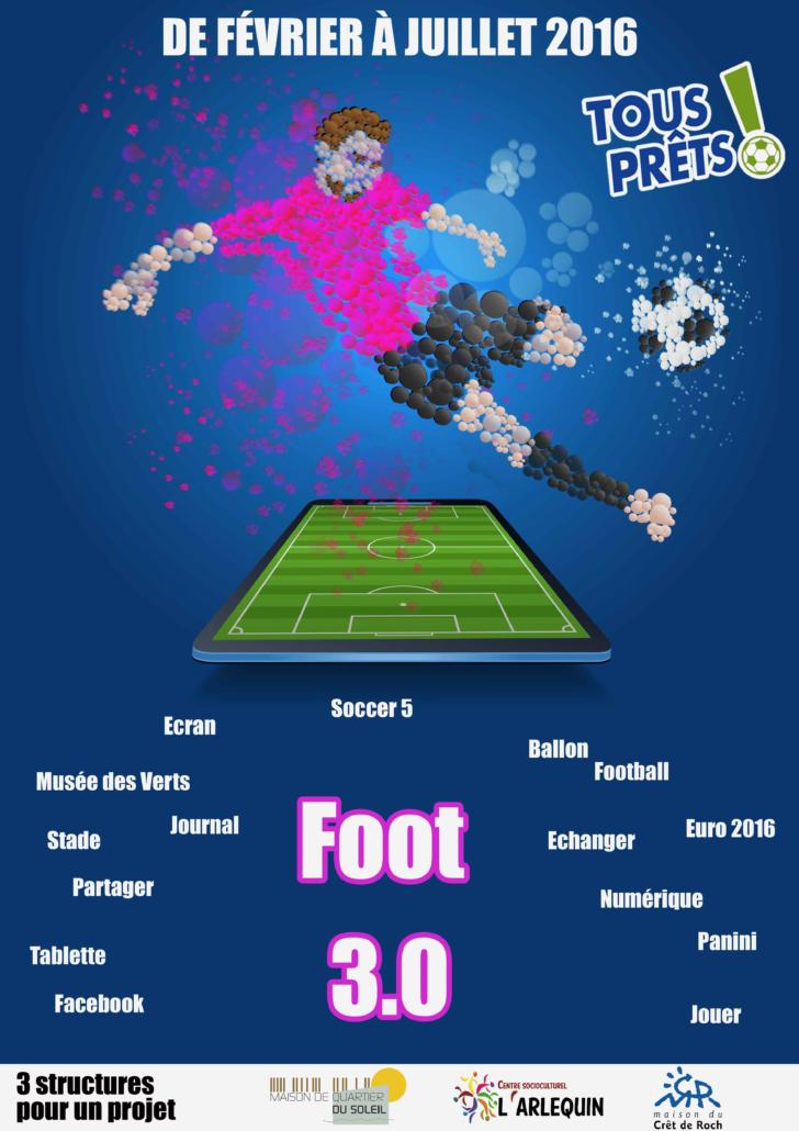 projet foot et numérique